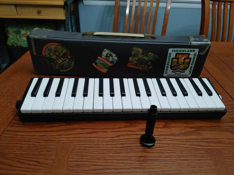 Vintage Hohner Melodica Piano 36 Made In Germany