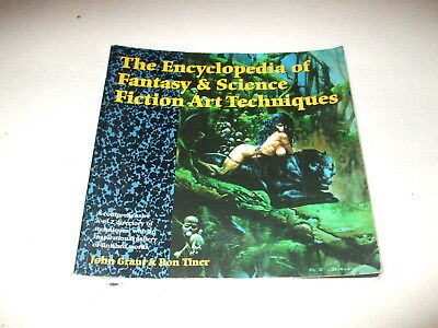 Books - Paperback - Encyclopedia of Fantasy and Science Fiction Art - John Grant for sale  Shipping to South Africa