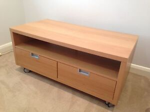 Ikea Entertainment Unit/TV Stand St Ives Ku-ring-gai Area Preview
