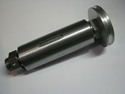Cartridge Spindle For Unimat Sl Db Lathes - Morse 1 34-16 - From Lathecity