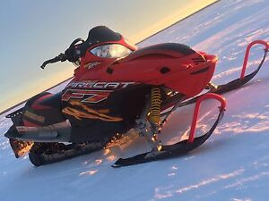 2005 Arctic Cat F7 Firecat EFI 144""