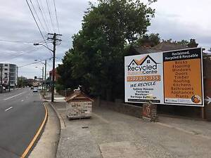 Recycled Building Centre - 402 Liverpool Road Croydon NSW 2132 Croydon Burwood Area Preview