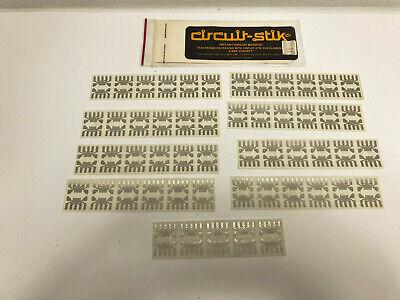 New Circuit-stik Prototype Circuit Board Lead Flat Pack Stickers