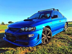 Subaru Impreza 93. South Windsor Hawkesbury Area Preview