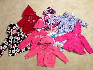 Size 2 / 24 month Girl Clothes - over 70 items!