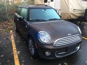 2011 Mini Cooper Club Wagon