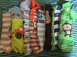Summer baby boy clothes size 6 months