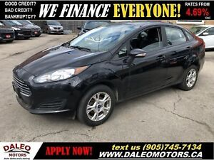 2016 Ford Fiesta SE   HEATED SEATS   BLUETOOTH   VOICE COMMAND