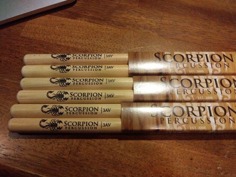 Scorpion Drumsticks 3AV