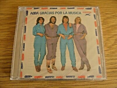 CD Double: ABBA :Gracias Por La Musica : Deluxe Edition CD & DVD Sealed