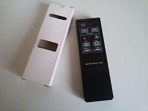 PR109-Raro-Telecomando-VCR-Videoregistratore-Vintage-IR-REMOTE-CONTROL-Funziona