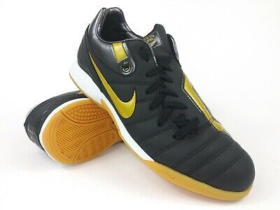 7b55ebf97 Nike Mens Rare Total 90 Shift IC Indoor Soccer Shoes Cleats 313862-071 Size  7.5