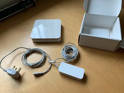 Apple Airport extreme WiFi wireless router