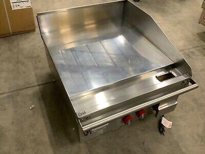 Lang 224tc Countertop Natural Gas Mirror Top Tortilla Griddle
