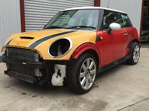 Mini Cooper S Diesel- R56- 08/10 **NOW WRECKING** St Marys Mitcham Area Preview