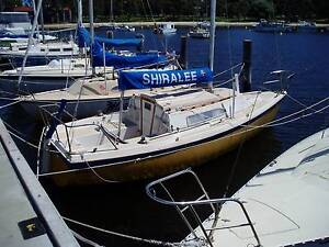 Spacesailer 22ft. Shiralee Bull Creek Melville Area Preview