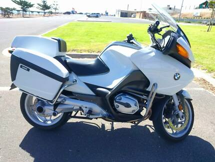 BMW R 1200 RT 2009 Ex Police Motorcycle (Price Negotiable)