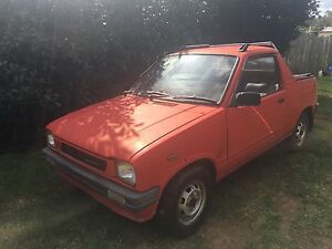 1985 Suzuki Mighty Boy Ute Bargo Wollondilly Area Preview