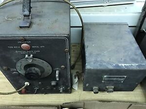 Military radios and other items