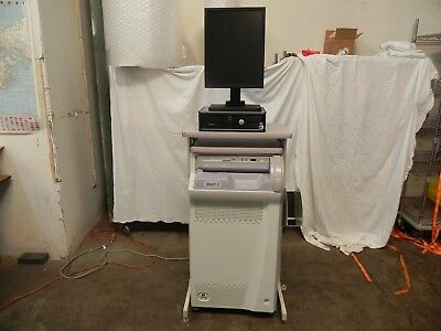 Fuji Film Fcr Xg 1 Smart Cr Radiography X-ray Film Digitizer And Work Station