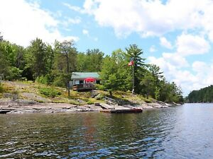French River Cottage for Rent! Perfect for Families or Fishing