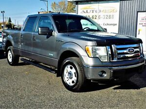 Ford F-150 XLT ECOBOOST 2011 ***MAGS,MARCHEPIEDS,4X4***
