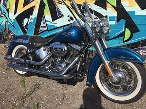 SWAP HARLEY SOFTAIL DELUXE Newcastle Newcastle Area Preview