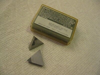 Valenite Tpg-432-2g Diamond Tip Carbide Insert