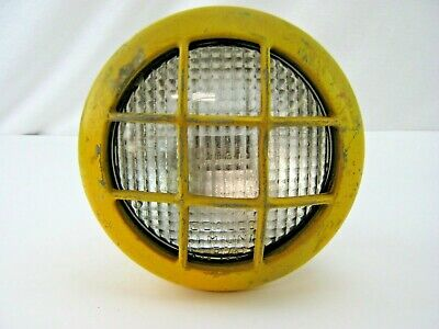 Vintage Guide Tractor Light Cat Caterpillar Crawler Dozer 12 Volt 5 34 Sealed