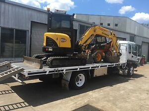 Bobcat and excavator combo Ipswich Ipswich City Preview