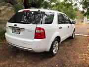 2005 Ford Territory SX GHIA 7 seater SUV (4WD) Wilmington Mount Remarkable Area Preview