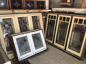 Leadlight windows for sale from $1100 Ashfield Ashfield Area Preview
