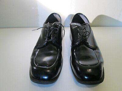 Formal GATEWAY FORMAL FOOTWEAR Black Patent Leather Shoes_Sz.11 -