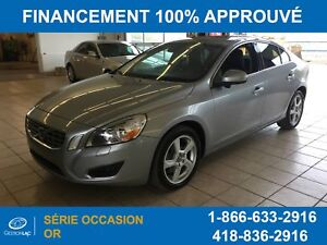 Volvo S60 T5 Turbo Level 2 Toit Ouvrant 2012