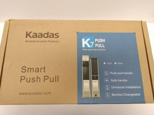 Kaddas K7 Smart Push Pull Universal Safe Digital Door Lock