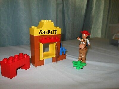 Lego Duplo (5657) Jessie's Round-Up Complete