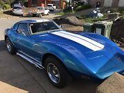 Corvette, chev, muscle car, classic car Greenvale Hume Area Preview