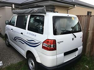 2011 Suzuki Apv campervan Rosebud Mornington Peninsula Preview