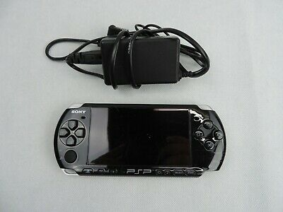 Sony Playstation PSP 3001 Console with Charger Tested Working