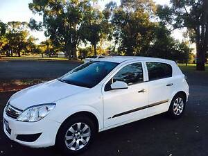 2008 Holden Astra Auto 60th Anniversary Model Redcliffe Belmont Area Preview