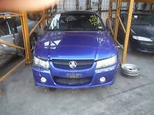 2006 HOLDEN COMM. VZ CREWMAN UTE WRECKING WHOLE VEHICLE Dandenong Greater Dandenong Preview