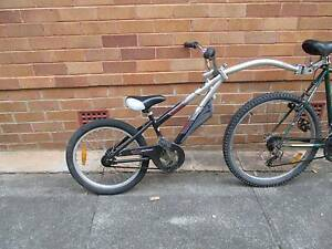 Tagalong bike Cronulla Sutherland Area Preview