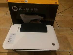 HP Deskjet 1510 Multi Function All in One Printer Scanner Calamvale Brisbane South West Preview