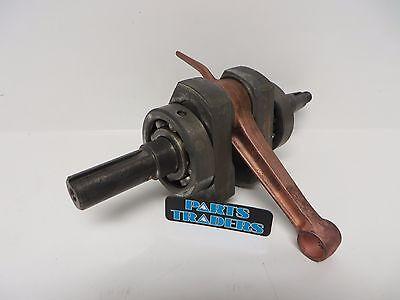 Nos Genuine Honda Crankshaft Assembly Es3500 Es 3500 G80 G 80 13000-874-000