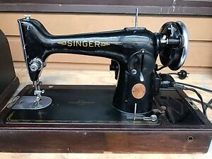 Vintage Singer Sewing Machine North Rocks The Hills District Preview