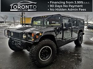 1997 Hummer H1 Wagon|Turbo diesel|New Leather seats|