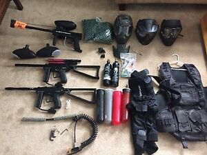 Paintball Equipment