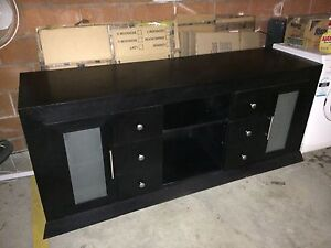 Solid timber Entertainment Unit Alexandria Inner Sydney Preview