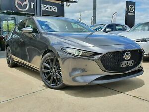 2020 Mazda 3 X20 ASTINA Grey 6 Speed Automatic Hatchback Beaudesert Ipswich South Preview