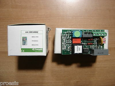 COMELIT 30034002 card PSTN for combiner phone digital GSM 30034001